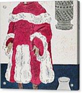 Physician, 15th Century Acrylic Print