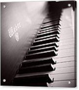 Piano At The Sprague House Acrylic Print