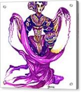 Piano Concerto 7 - W.a. Mozart Acrylic Print