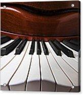 Piano Dreams Acrylic Print by Garry Gay