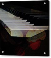Piano Magic Acrylic Print