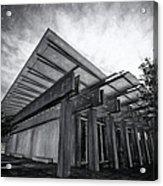 Piano Pavilion II Acrylic Print