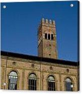 Piazza Maggiore Bologna Acrylic Print