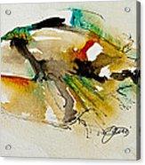 Picasso Trigger Acrylic Print