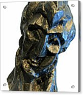 Picasso's Head Of A Woman -- Fernande Acrylic Print