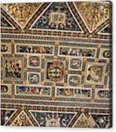 Piccolomini Bibliotheca - Siena Acrylic Print