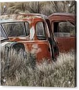 Pickup Cabs 1 Acrylic Print