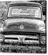 Pickup Truck 4 Acrylic Print