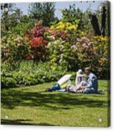 Summer Picnic Acrylic Print