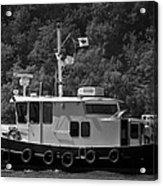 Picton Boating Acrylic Print