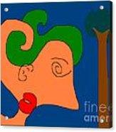Pictree Acrylic Print