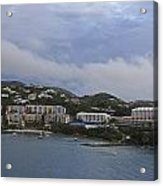 Picture Perfect Saint Thomas  Acrylic Print