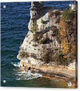 Pictured Rocks National Lakeshore 2 Acrylic Print