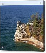 Pictured Rocks National Lakeshore Acrylic Print
