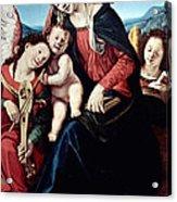 Piero Di Cosimo Acrylic Print