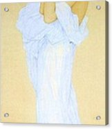 Pierrot's  Dream Acrylic Print
