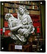 Pieta  Acrylic Print
