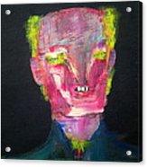 Pietro Bomber Acrylic Print