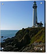 Pigeon Point Light Station Acrylic Print