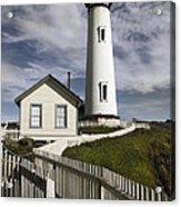 Pigeon Point Lighthouse II Acrylic Print