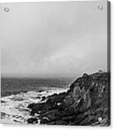 Pigeon Point Lighthouse Acrylic Print by Ralf Kaiser