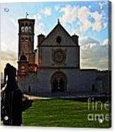 Pilgrim Acrylic Print