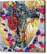 Pilgrimage Shrine Acrylic Print
