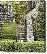 Pilgrim's Steps Acrylic Print