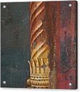 Pillar Acrylic Print