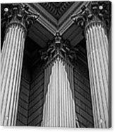 Pillars Of Strength Acrylic Print
