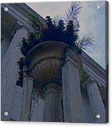 Pillars Upon Pillars 2 Acrylic Print