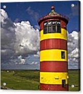 Pilsum Lighthouse Acrylic Print