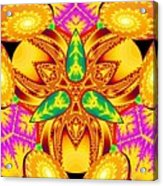 Pineal Flux Acrylic Print