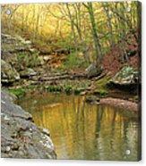 Piney Creek Reflections Acrylic Print