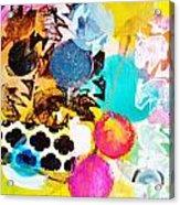 Pink Dot Acrylic Print