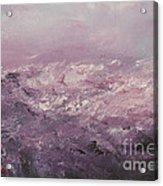 Pink Emotions Acrylic Print