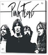 Pink Floyd No.05 Acrylic Print