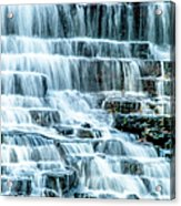 Pinnacle Lake Dam Acrylic Print