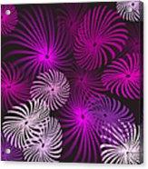 Pinwheel Fun Acrylic Print