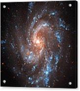 Pinwheel Galaxy Acrylic Print