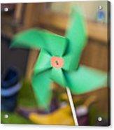 Pinwheel Acrylic Print
