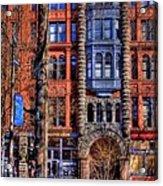 Pioneer Square No.1 Acrylic Print