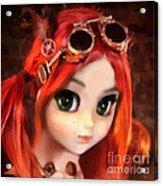 Pippi Acrylic Print