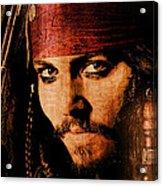 Pirate Life - Rum Sunset Acrylic Print