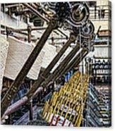 Pirn Winding Machine Acrylic Print