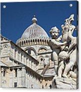 Pisa Acrylic Print