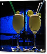 Pisco Sour In Puno Acrylic Print