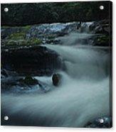Pisgah National Forest Acrylic Print
