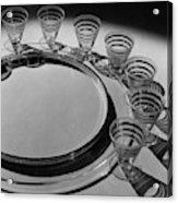 Pitt Petri Tableware Acrylic Print
