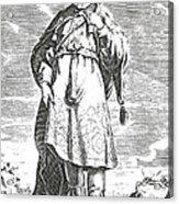 Pittacus Of Mytilene, Sage Of Greece Acrylic Print